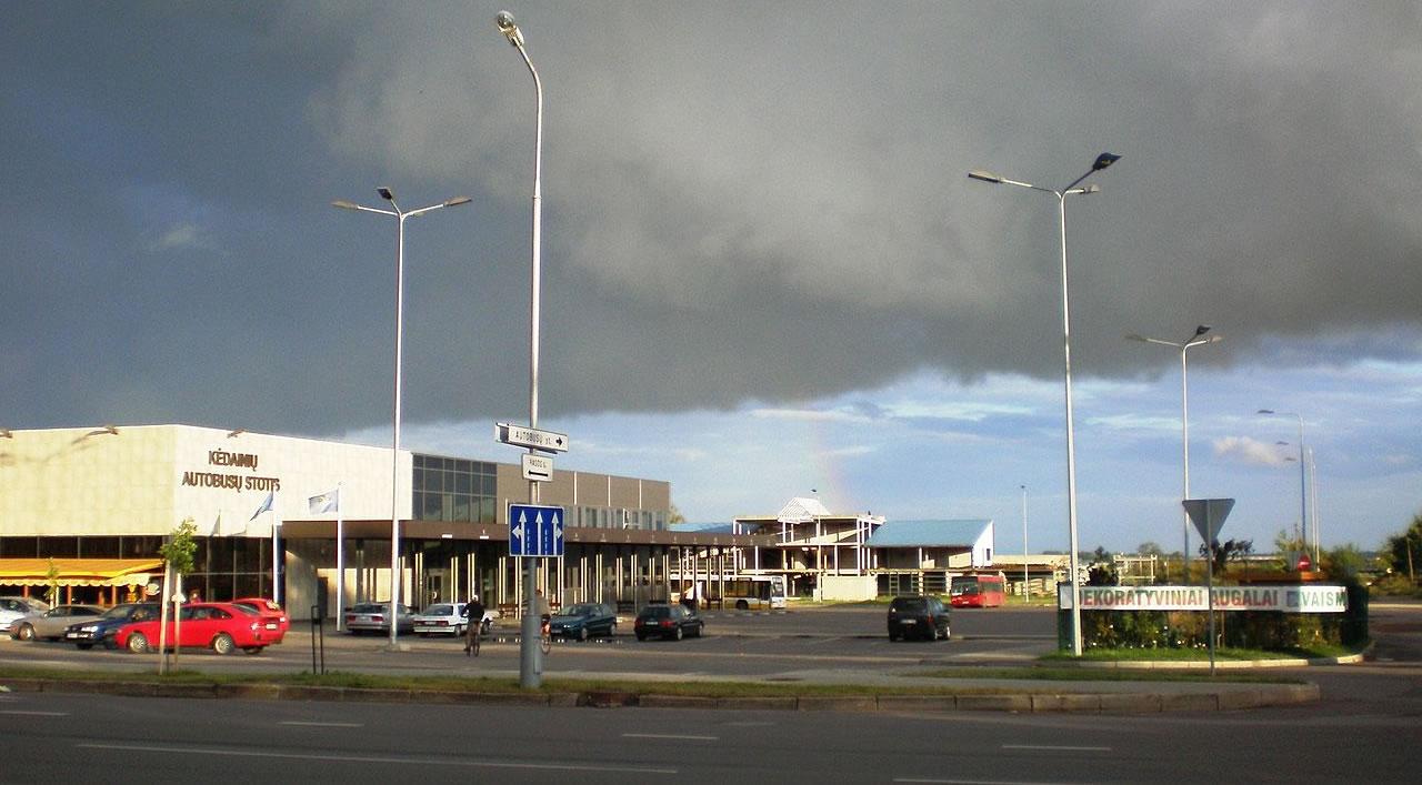 Kėdainių autobusų stotis